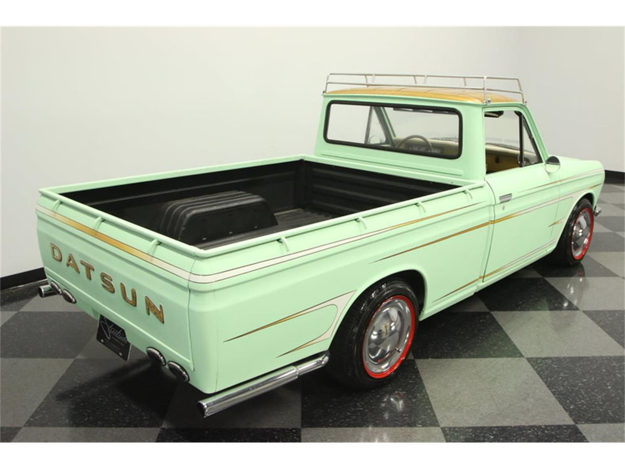 Large Picture of '72 Datsun 1600 520 Pickup - $9,995.00 Offered by Streetside Classics - Tampa - MB90