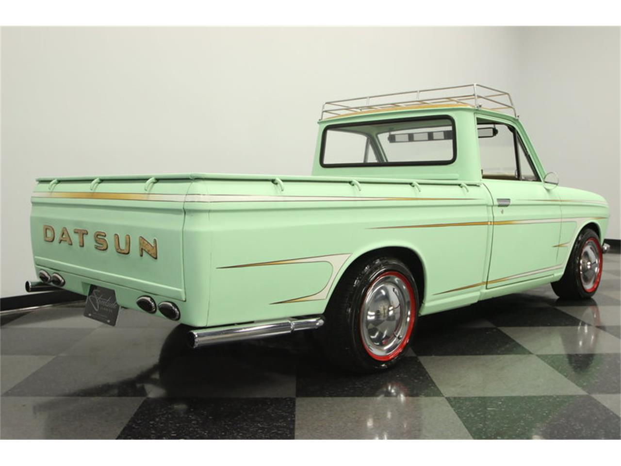 Large Picture of Classic 1972 1600 520 Pickup located in Florida Offered by Streetside Classics - Tampa - MB90