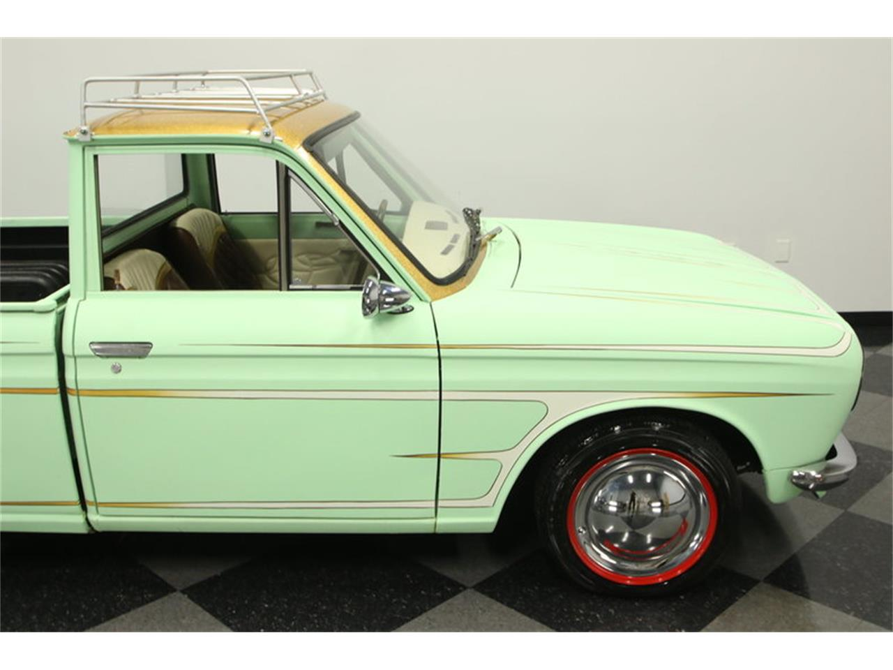 Large Picture of '72 Datsun 1600 520 Pickup located in Florida - $9,995.00 Offered by Streetside Classics - Tampa - MB90
