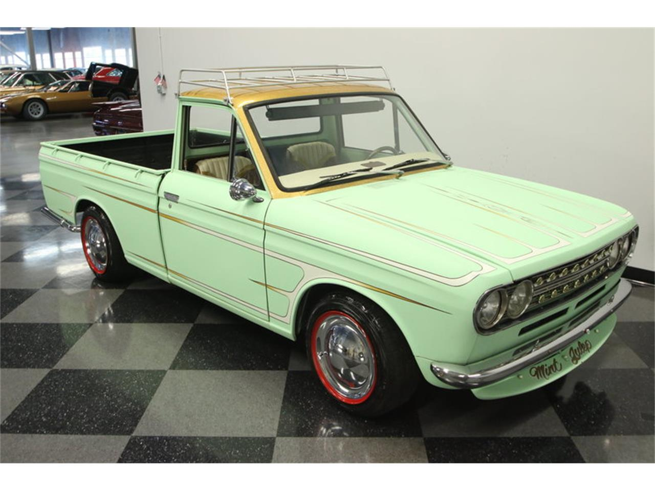 Large Picture of 1972 Datsun 1600 520 Pickup located in Florida - $9,995.00 - MB90