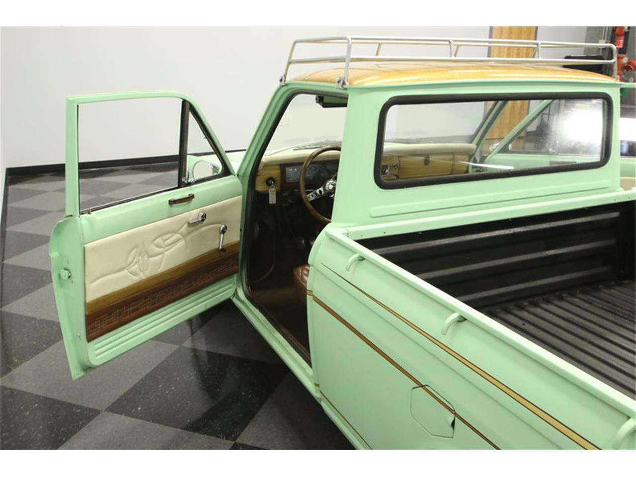 Large Picture of '72 1600 520 Pickup located in Florida - $9,995.00 Offered by Streetside Classics - Tampa - MB90