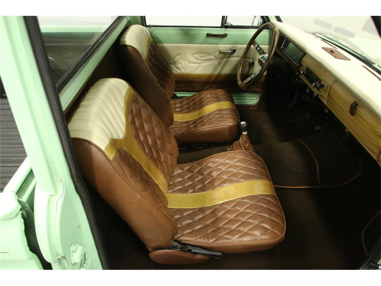 Large Picture of Classic 1972 Datsun 1600 520 Pickup Offered by Streetside Classics - Tampa - MB90