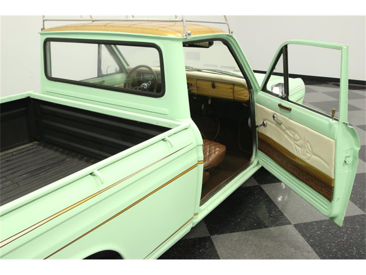 Large Picture of 1972 Datsun 1600 520 Pickup located in Florida - MB90