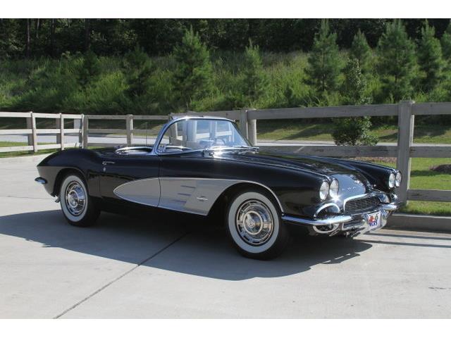 Picture of Classic '61 Corvette located in Florida - $160,000.00 - MAJR