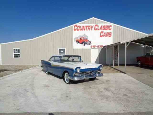 Picture of '57 Fairlane - MB9K