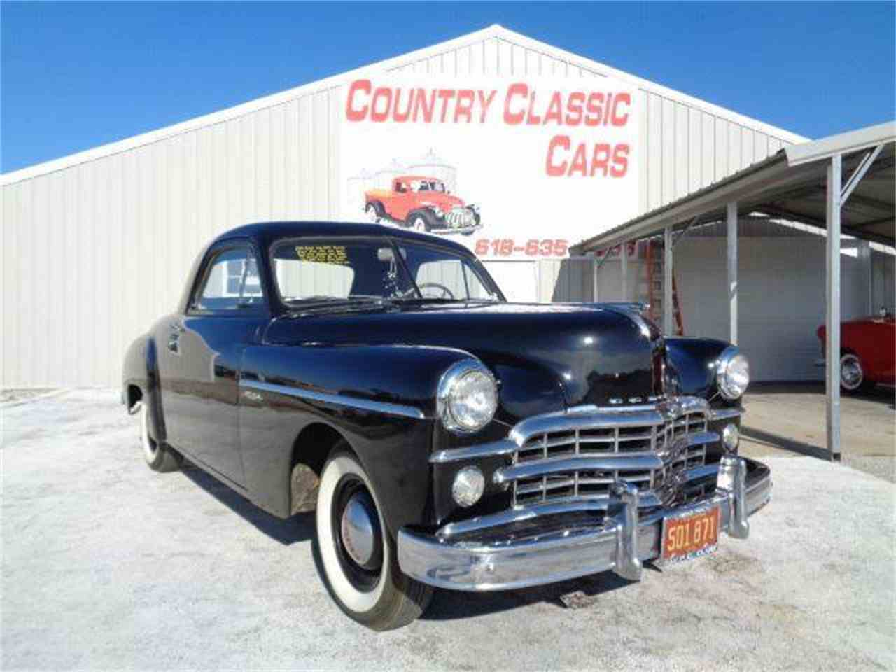 1949 Dodge Wayfarer for Sale | ClassicCars.com | CC-1041034