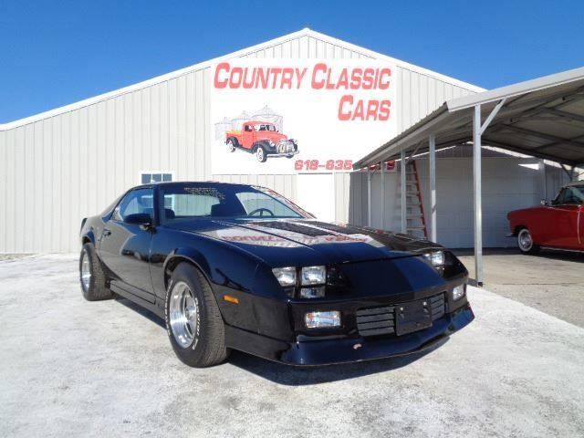 Picture of '84 Camaro - MB9O