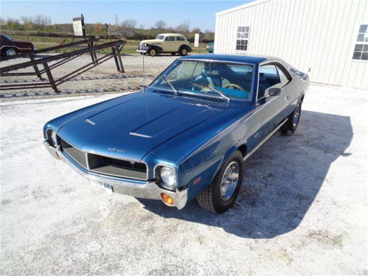 Large Picture of 1969 Javelin - MB9Q