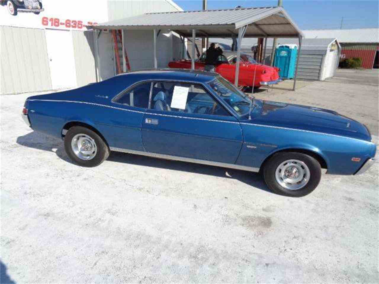 Large Picture of '69 Javelin - MB9Q