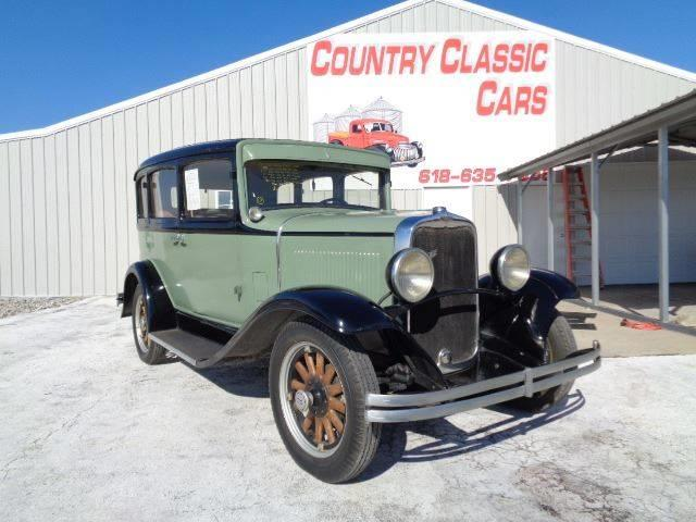 Picture of Classic '30 Dodge Royal located in Staunton Illinois - $13,750.00 - MB9R