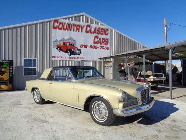 Picture of Classic 1964 Studebaker Hawk - MB9S