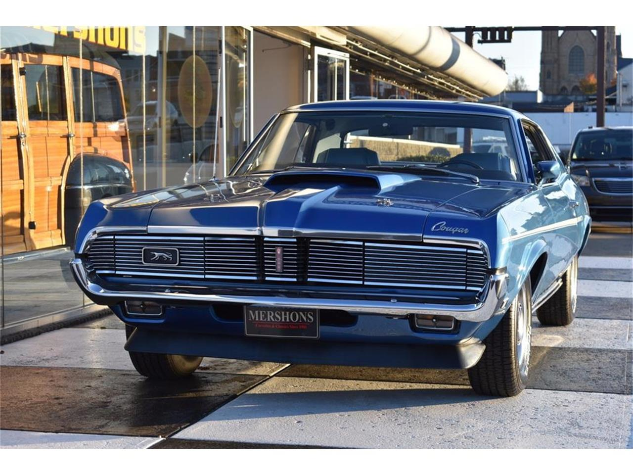 Large Picture of '69 Cougar - MBA1