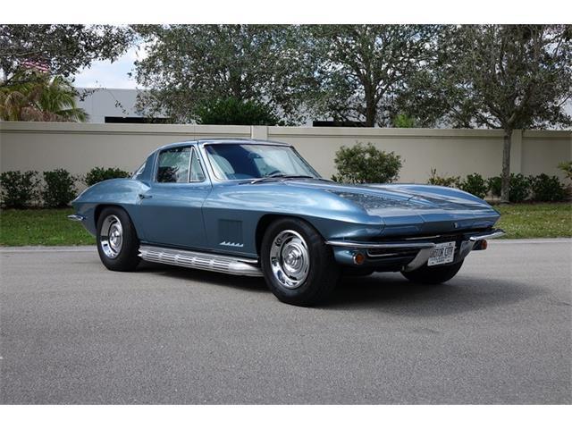 Picture of '67 Chevrolet Corvette Auction Vehicle - MAJT