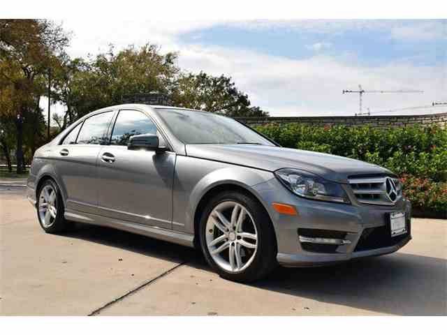 Picture of 2013 C-Class located in Texas - $16,900.00 Offered by  - MBA4