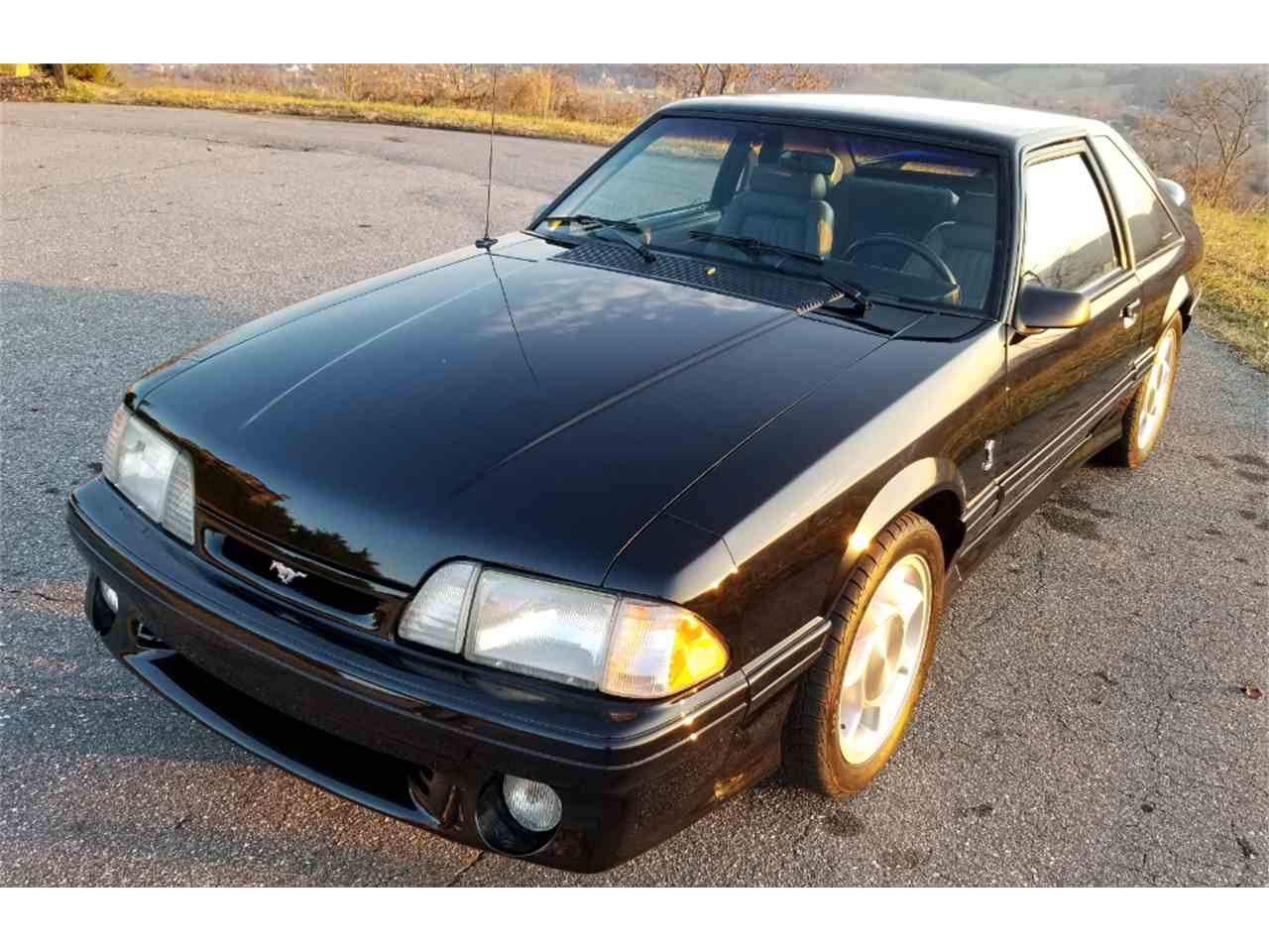 Large Picture of '93 Mustang - MBA8