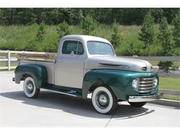 Picture of Classic '49 Ford F1 located in Florida Offered by Motor City Classic Cars - MAJX