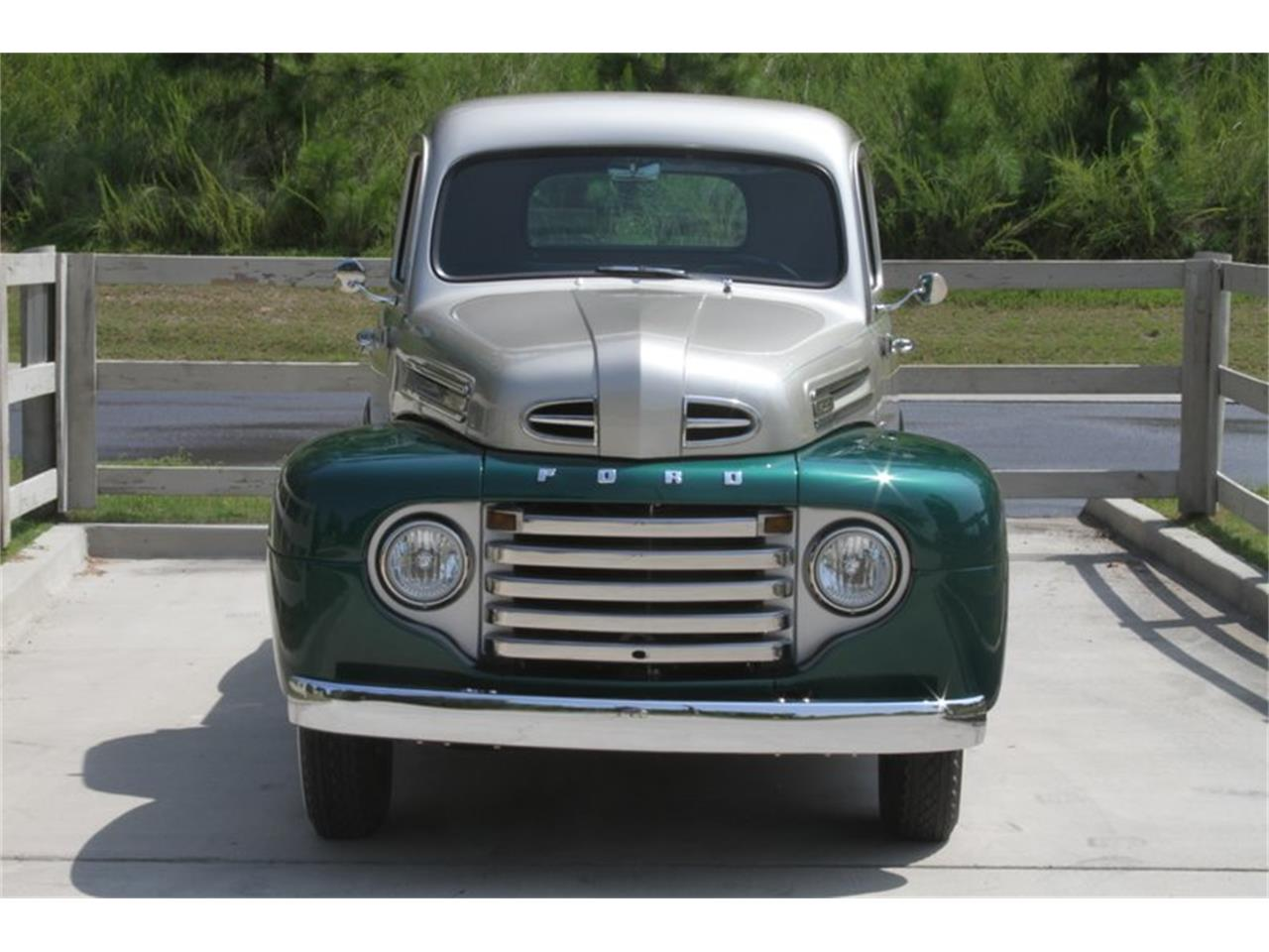 Large Picture of '49 Ford F1 - $51,900.00 - MAJX