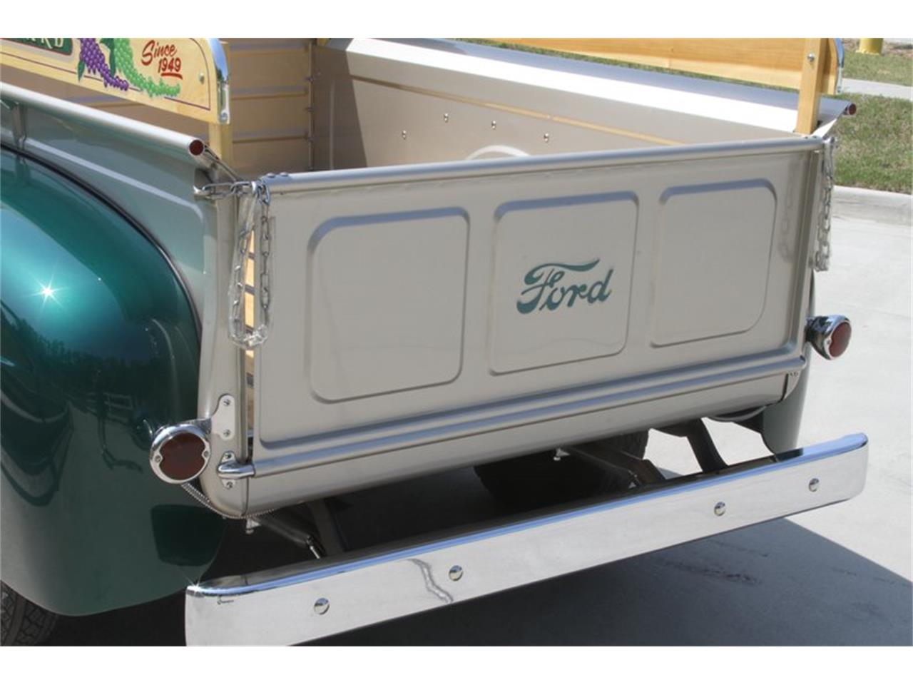 Large Picture of Classic '49 Ford F1 - $51,900.00 Offered by Motor City Classic Cars - MAJX