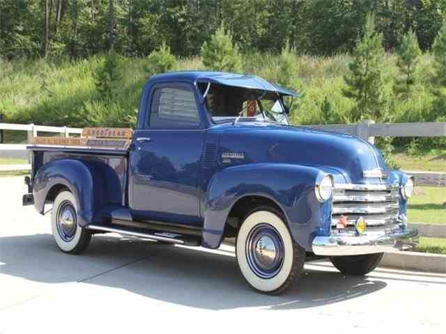 Picture of 1949 Chevrolet 3100 - $48,000.00 Offered by  - MAJY