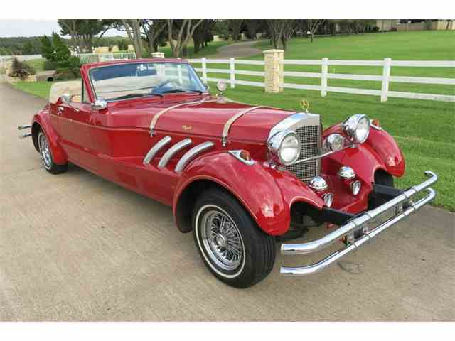 Picture of '81 Roadster located in Largo Florida - $28,900.00 Offered by  - MBBH