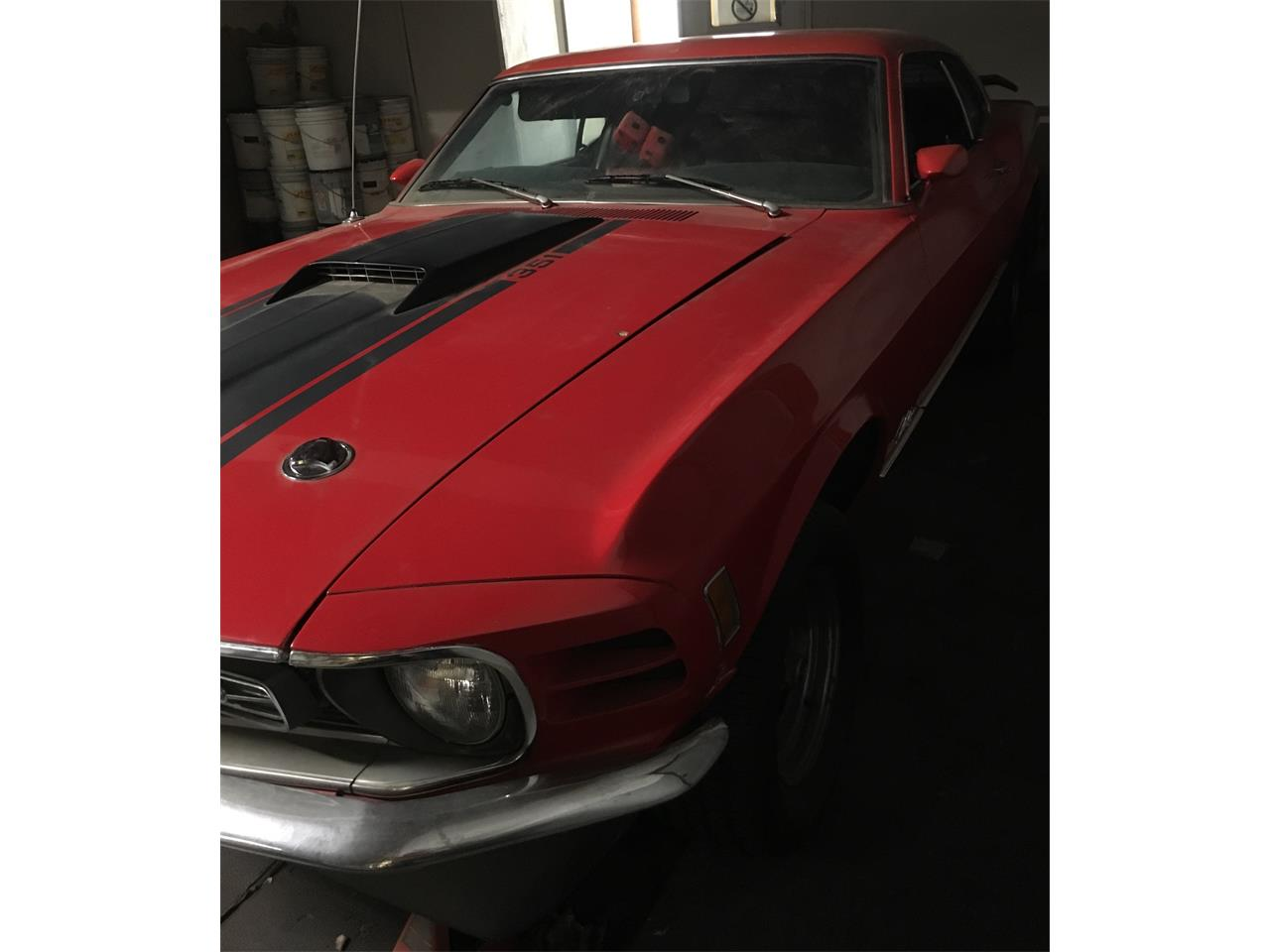 Large Picture of '70 Mustang Mach 1 - MBBM