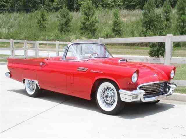 Picture of Classic '57 Ford Thunderbird - $117,000.00 Offered by  - MAK5