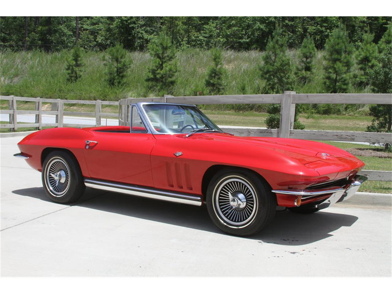 Large Picture of Classic '65 Corvette located in Florida - $67,000.00 Offered by Motor City Classic Cars - MAK8