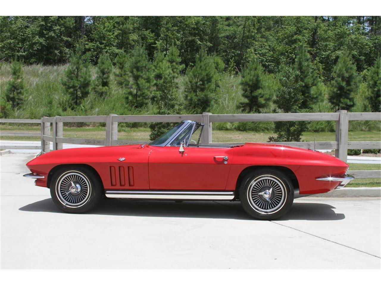 Large Picture of '65 Chevrolet Corvette located in Florida - MAK8