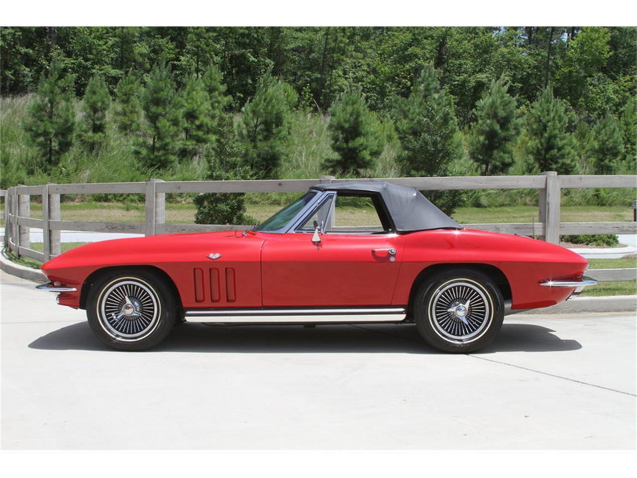 Large Picture of Classic 1965 Chevrolet Corvette located in Florida - MAK8