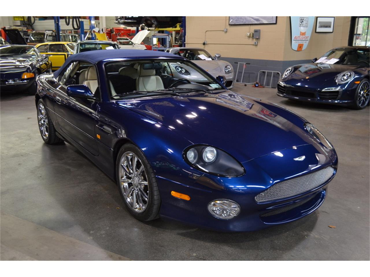 Large Picture of '02 DB7 Vantage Volante - $39,500.00 Offered by Autosport Designs Inc - MBES