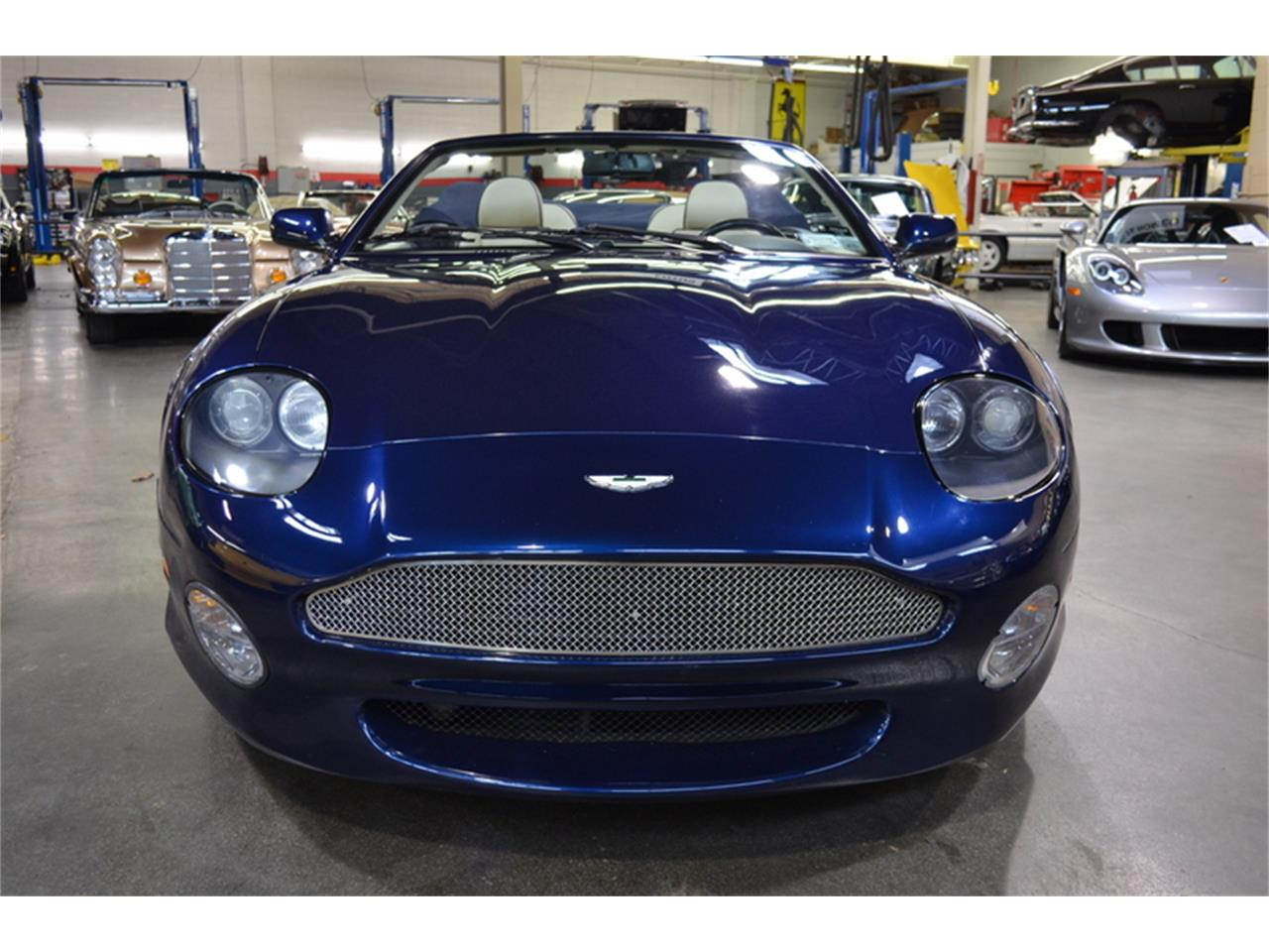 Large Picture of 2002 DB7 Vantage Volante located in New York - $39,500.00 - MBES