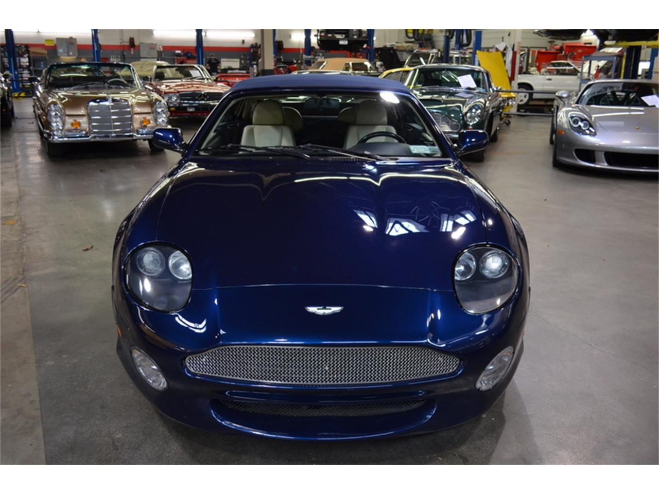Large Picture of '02 Aston Martin DB7 Vantage Volante located in Huntington Station New York - $39,500.00 - MBES