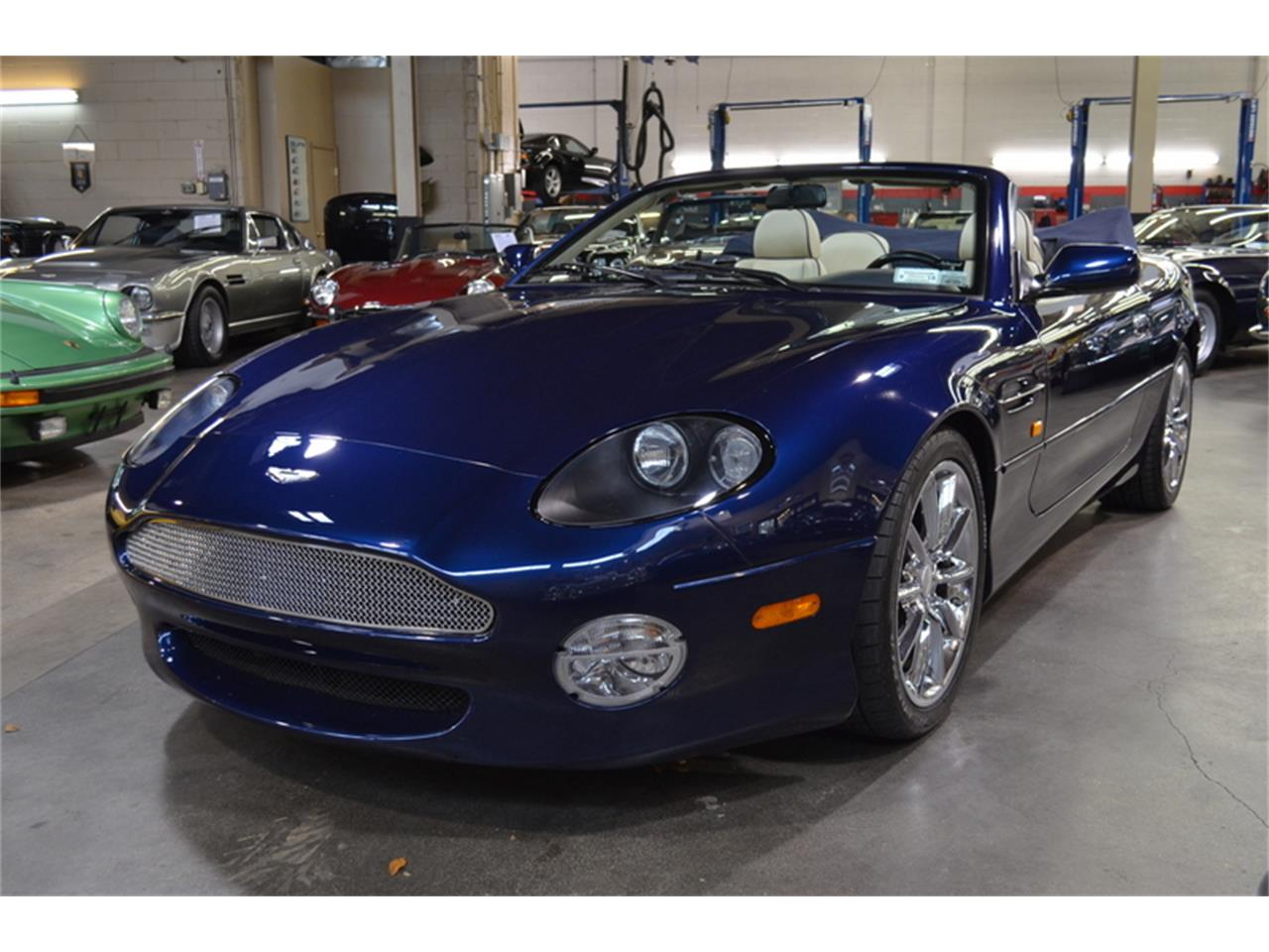 Large Picture of 2002 Aston Martin DB7 Vantage Volante Offered by Autosport Designs Inc - MBES
