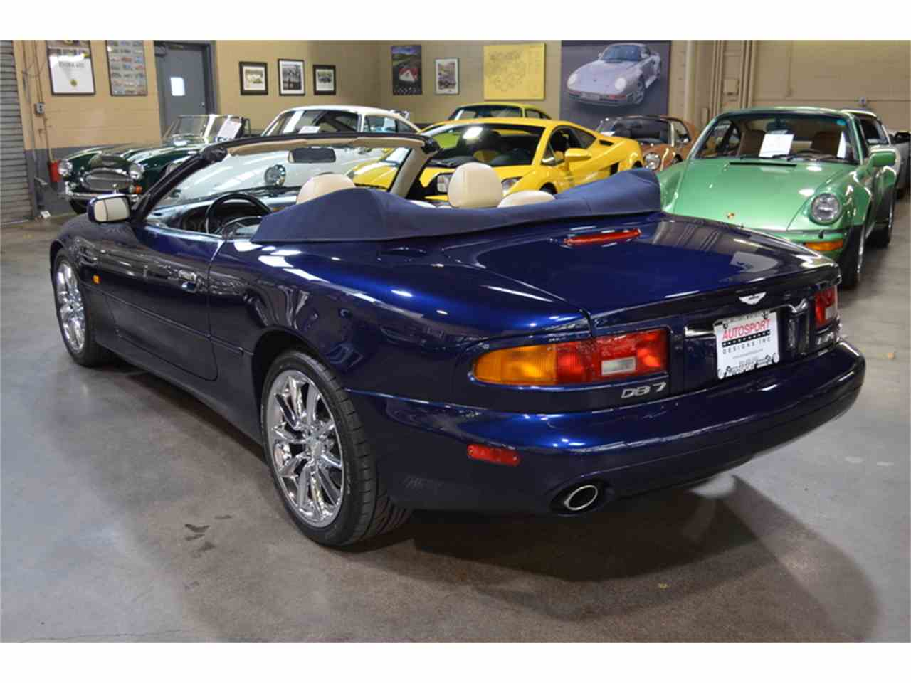 Large Picture of '02 DB7 Vantage Volante - MBES