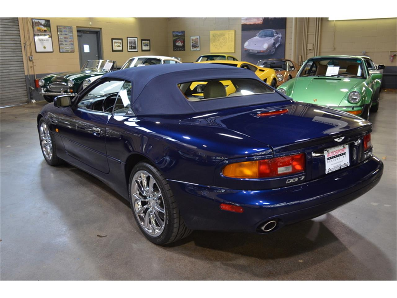 Large Picture of '02 Aston Martin DB7 Vantage Volante - $39,500.00 - MBES