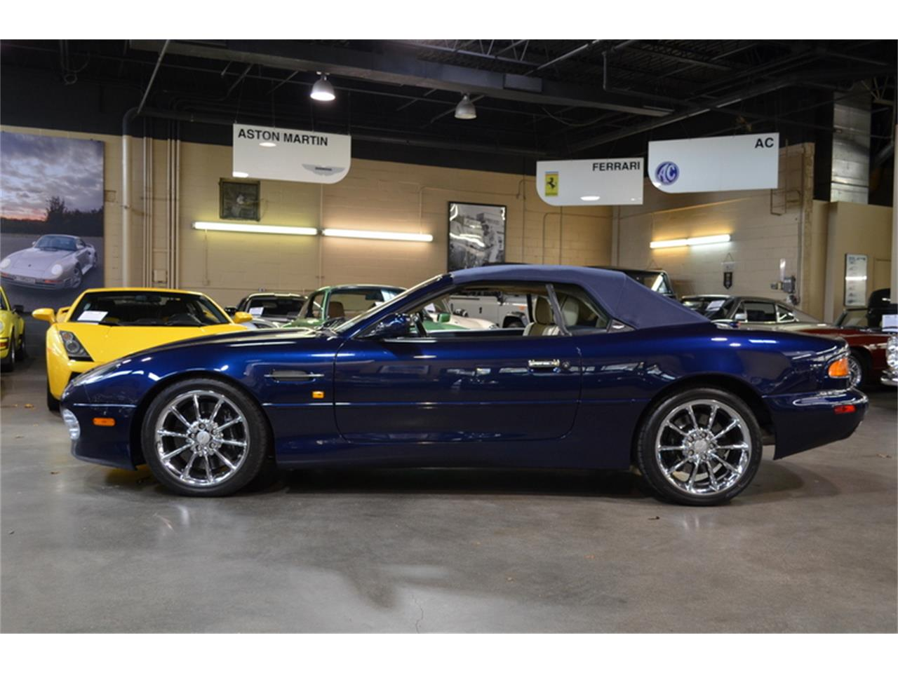 Large Picture of '02 DB7 Vantage Volante located in New York - $39,500.00 - MBES