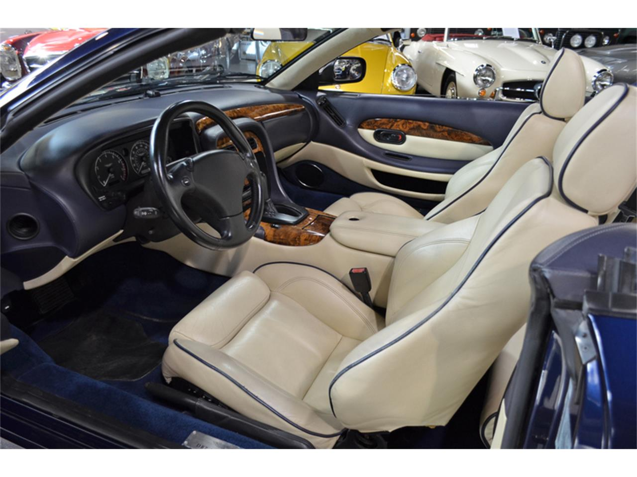 Large Picture of 2002 DB7 Vantage Volante located in Huntington Station New York - $39,500.00 Offered by Autosport Designs Inc - MBES