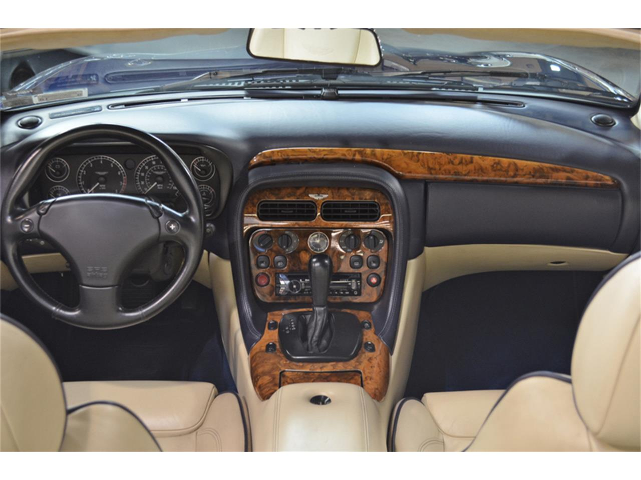 Large Picture of 2002 Aston Martin DB7 Vantage Volante located in Huntington Station New York Offered by Autosport Designs Inc - MBES