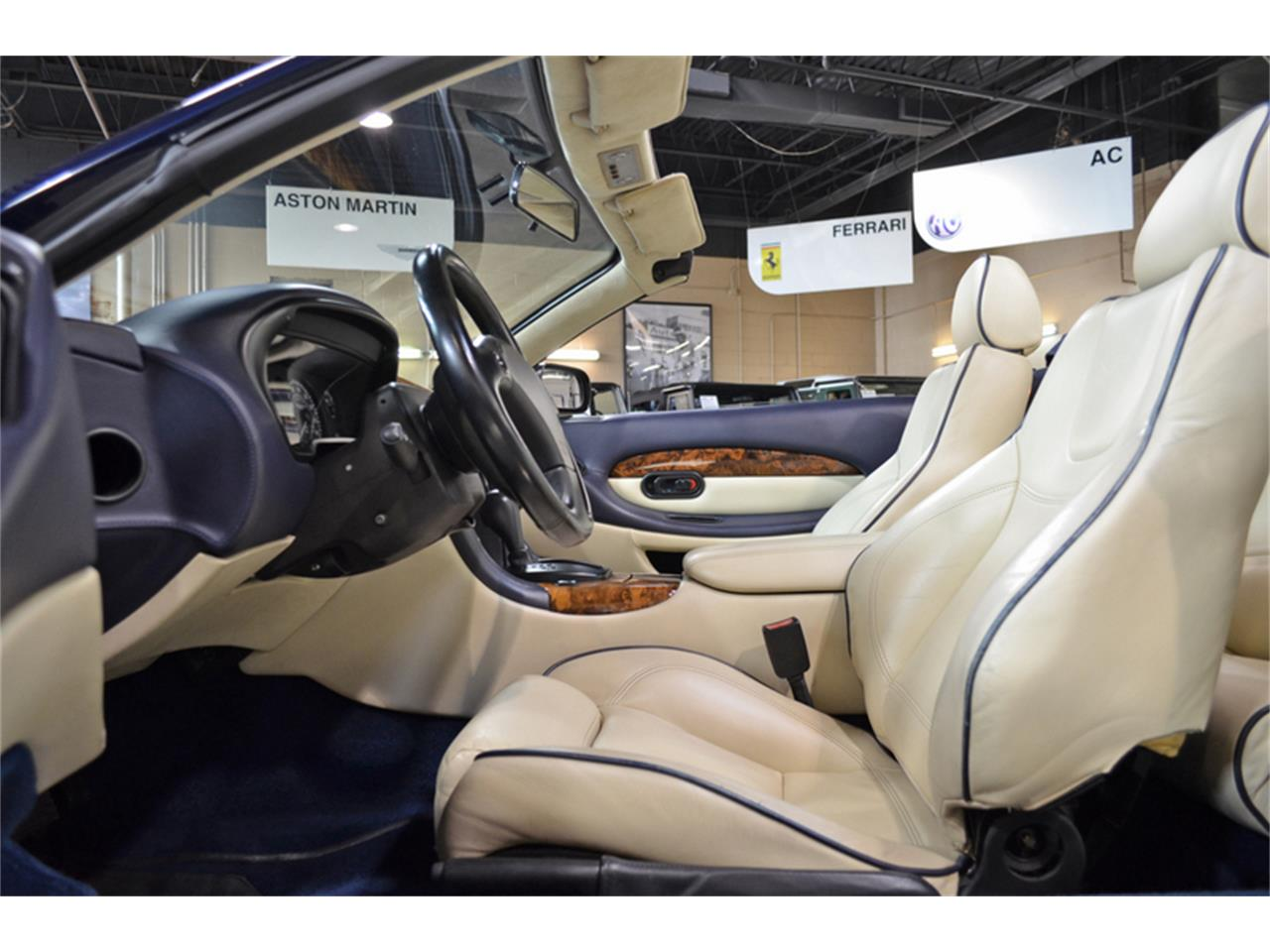 Large Picture of 2002 Aston Martin DB7 Vantage Volante - $39,500.00 Offered by Autosport Designs Inc - MBES