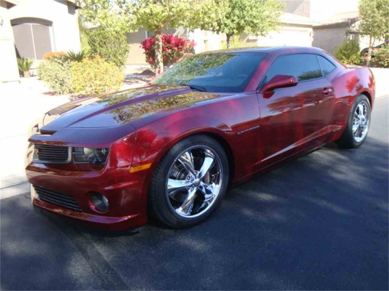 2011 chevrolet camaro ss for sale cc 1041242. Black Bedroom Furniture Sets. Home Design Ideas