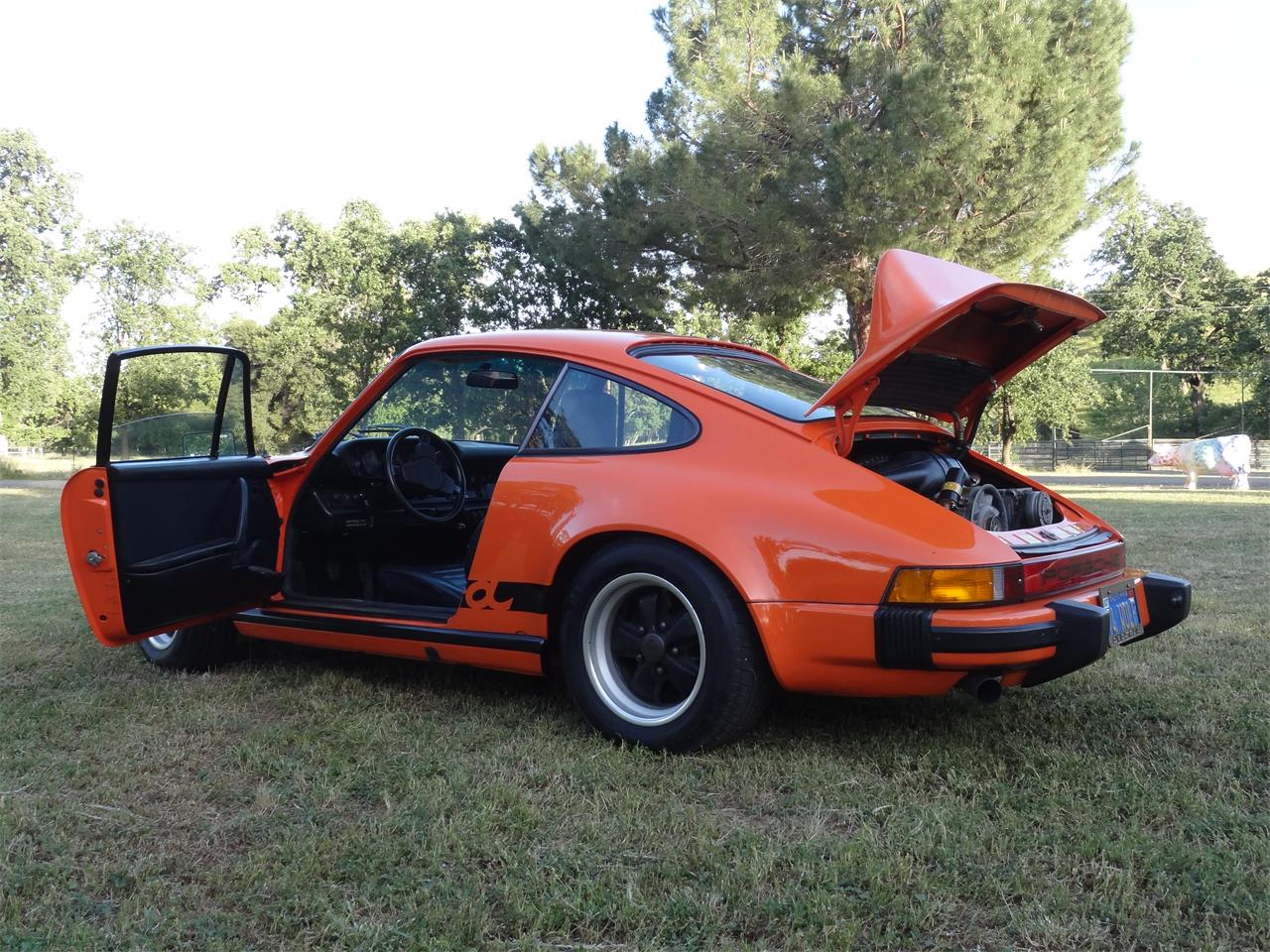 Large Picture of '74 911 Carrera 2.7 located in Red Bluff California - $118,000.00 Offered by a Private Seller - MBFF