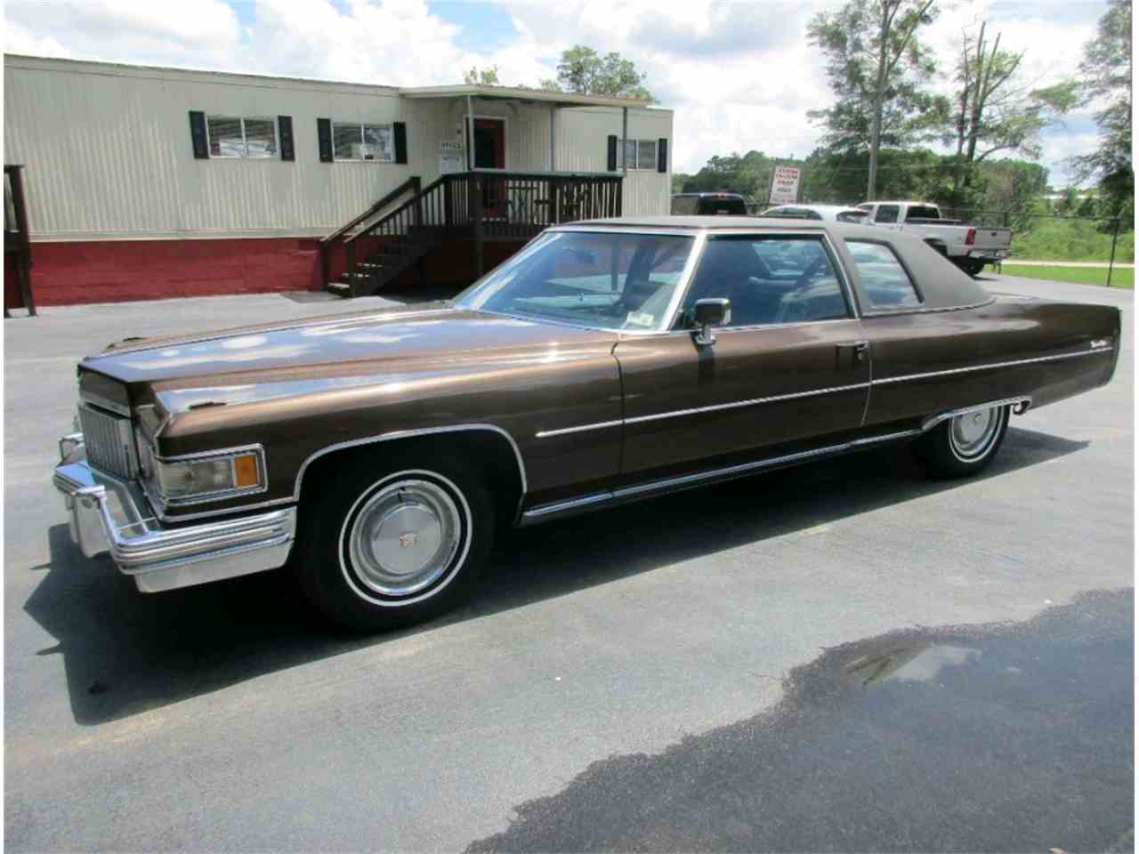1975 Cadillac Coupe DeVille for Sale | ClicCars.com | CC-1041245