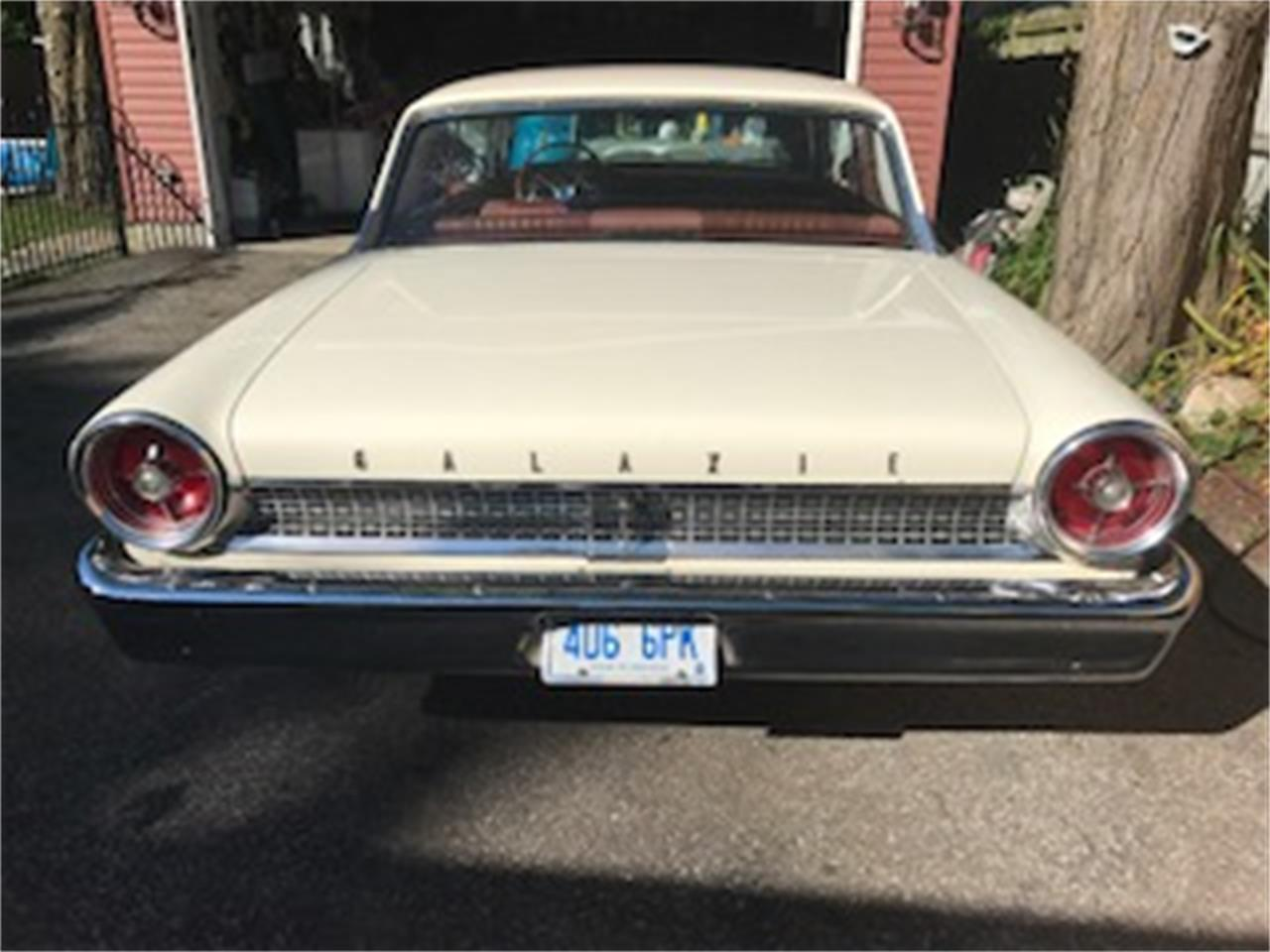 Large Picture of '63 Galaxie 500 - MBFQ