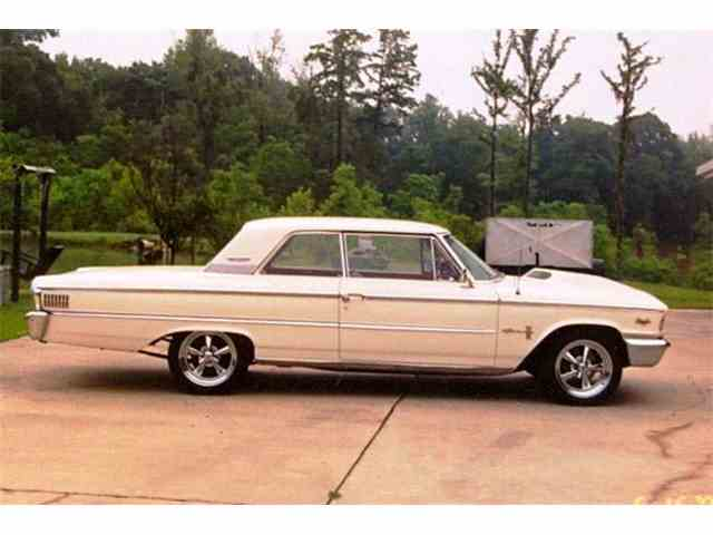 Picture of Classic '63 Ford Galaxie 500 - $23,800.00 Offered by a Private Seller - MBFQ