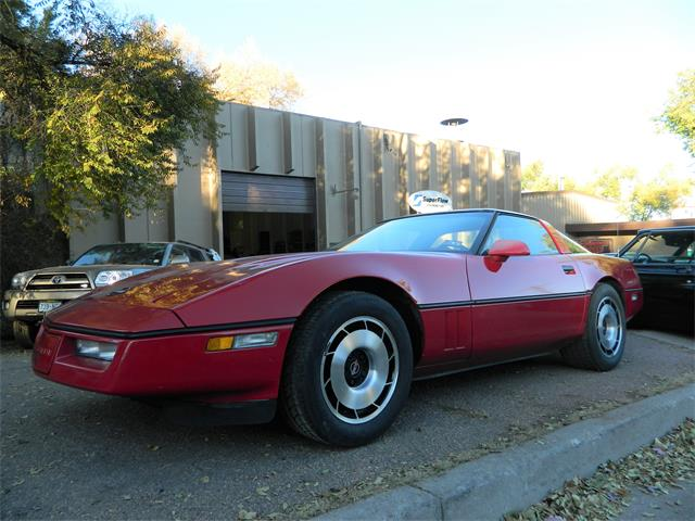 Picture of '84 Corvette - MAKE