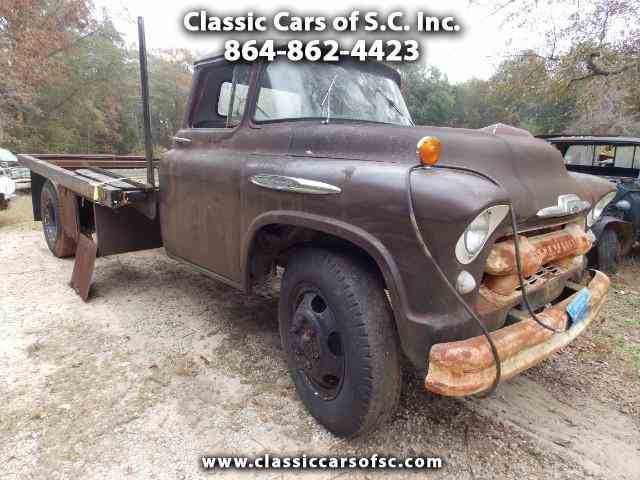 Picture of '57 Chevrolet Truck located in Gray Court South Carolina - $4,500.00 Offered by  - MBFW