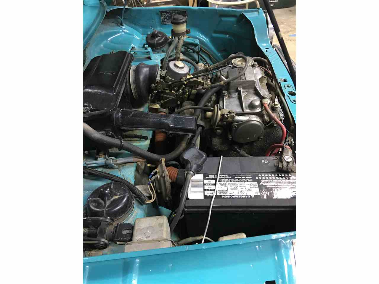 Large Picture of '71 Civic - MAKF