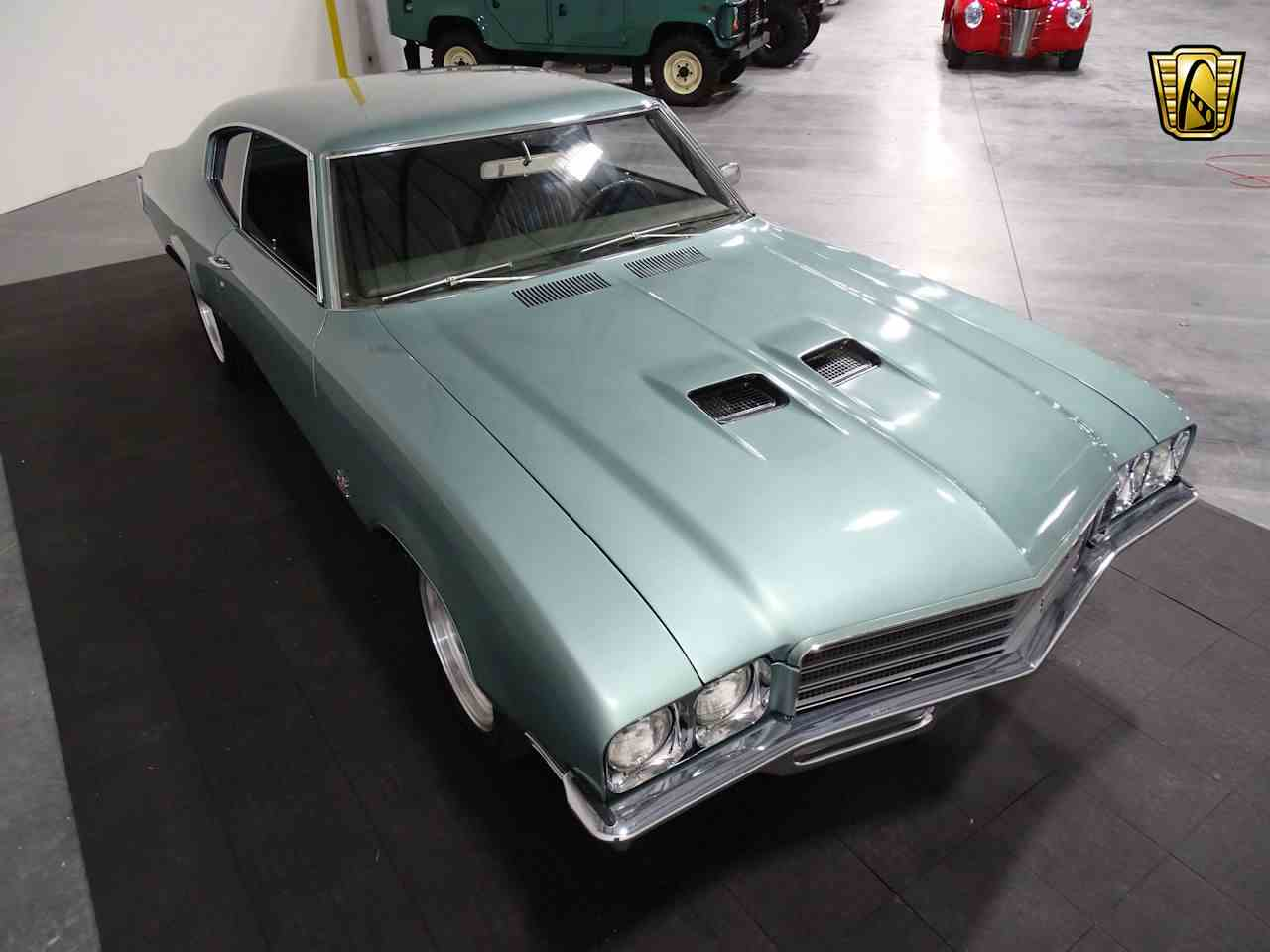 Large Picture of 1971 Buick Skylark located in Houston Texas Offered by Gateway Classic Cars - Houston - MBGI