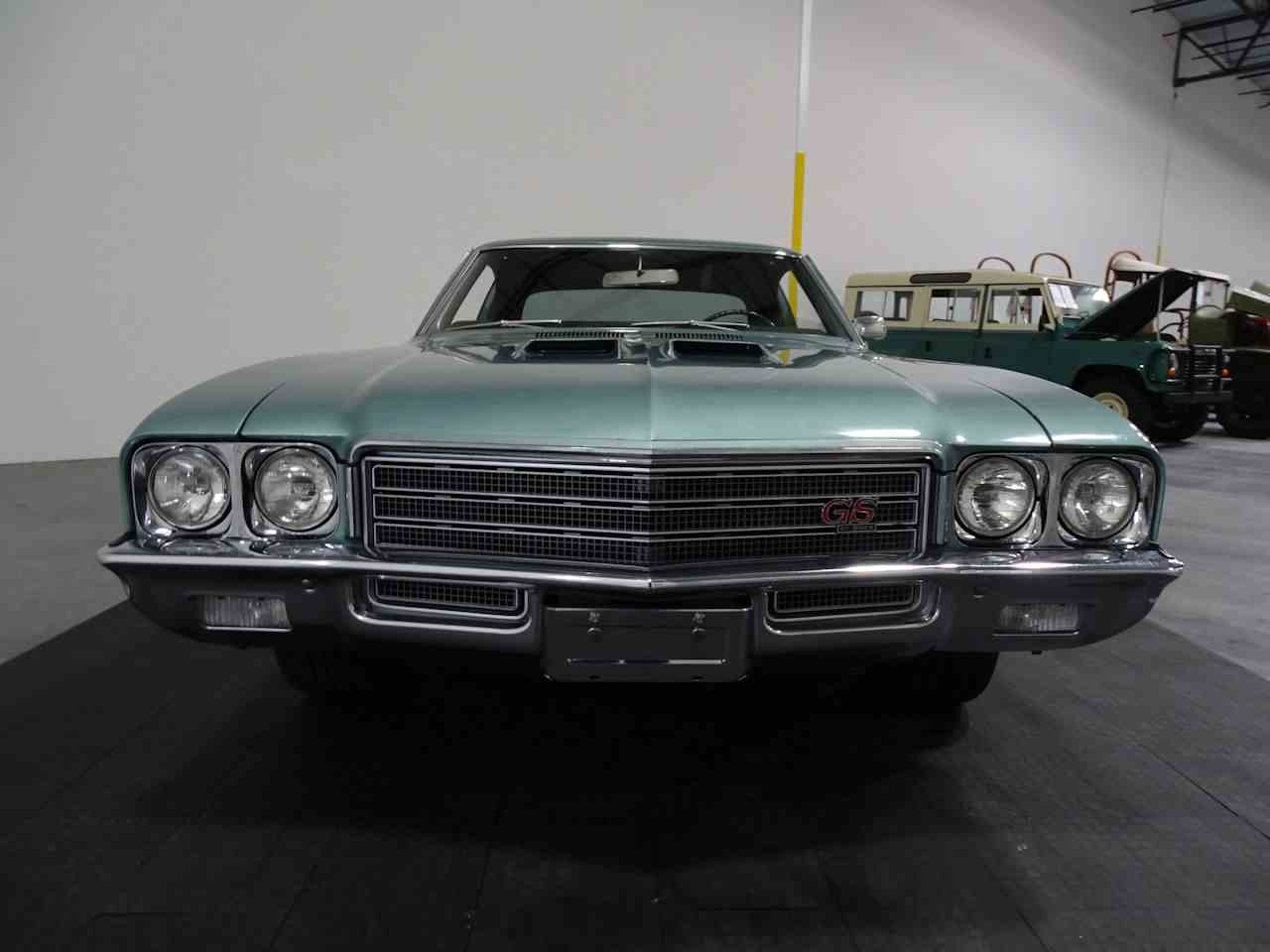 Large Picture of Classic 1971 Buick Skylark located in Houston Texas Offered by Gateway Classic Cars - Houston - MBGI