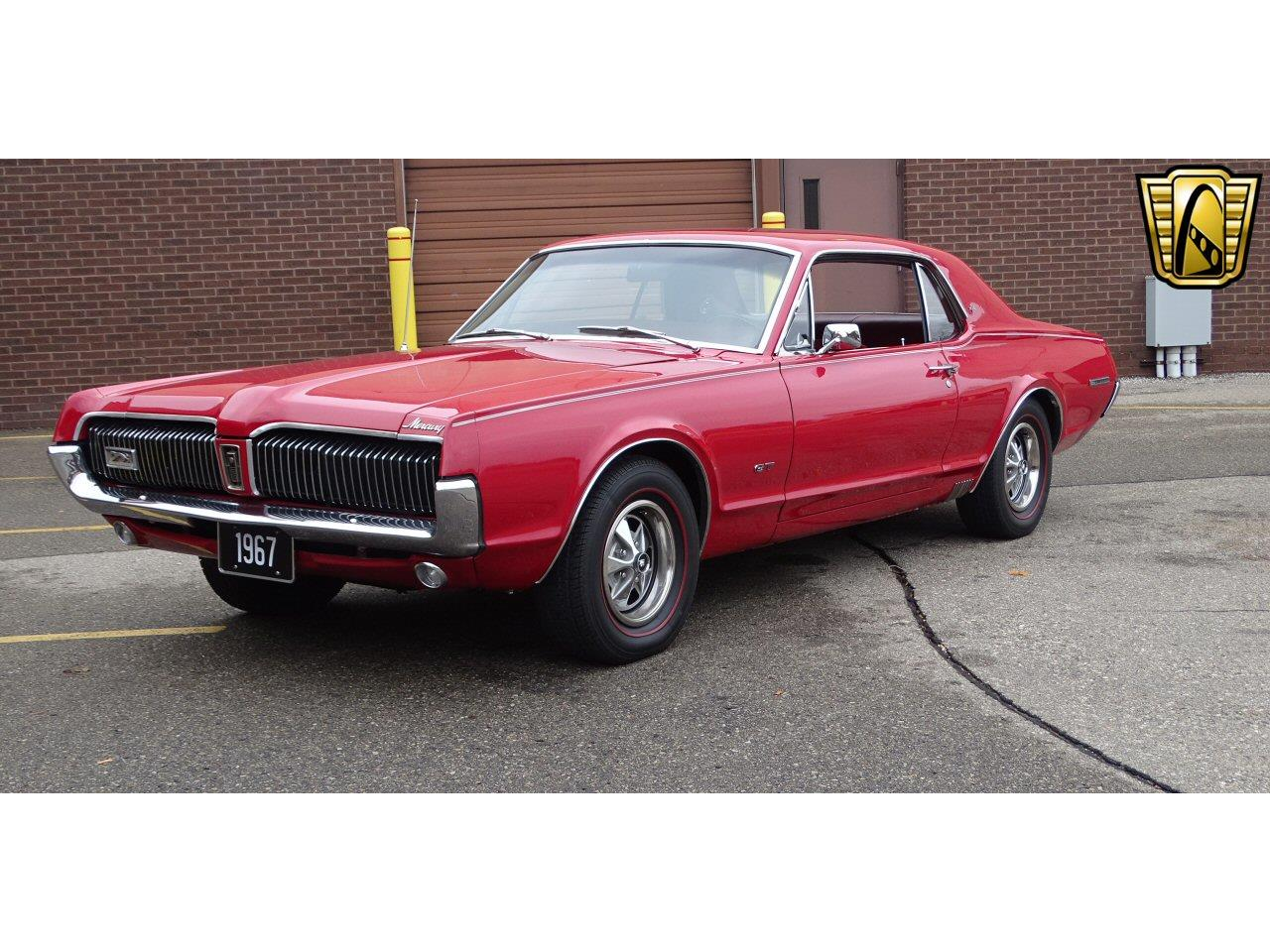 Large Picture of '67 Cougar - MBGY